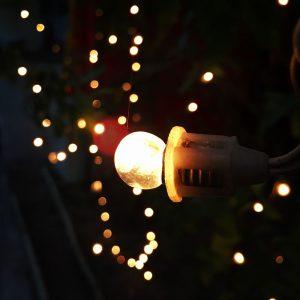iluminación sostenible