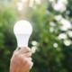 luz sostenible