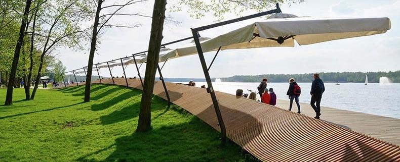 mobiliario urbano sostenible
